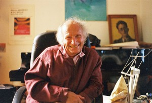 Israeli Violinist : Ivry Gitlis